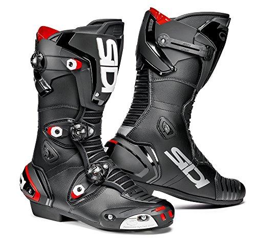 Sidi MAG-1 Bottes de Moto, Noir, 45