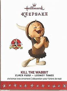 2016 Hallmark Keepsake Ornament Kill The Wabbit Elmer Fudd - Looney Tunes Limited Edition
