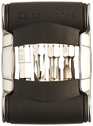 Crank Brothers B8 Multifunktionswerkzeug-Set, Schwarz