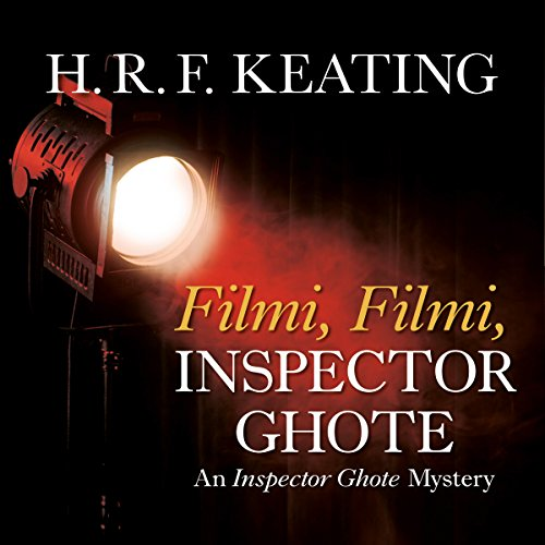 Filmi, Filmi, Inspector Ghote audiobook cover art