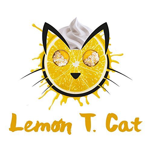 Copy Cat E- Zigaretten Aroma 10ml für e Liquid Nikotinfrei Größe Lemon T.Cat