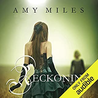Reckoning     Arotas Trilogy, Book 2              Written by:                                                                                                                                 Amy Miles                               Narrated by:                                                                                                                                 Jessica Almasy                      Length: 8 hrs and 32 mins     1 rating     Overall 5.0