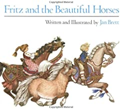 Fritz and the Beautiful Horses (Sandpiper Books)