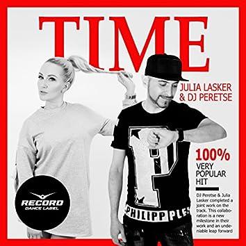 Time (feat. Julia Lasker)