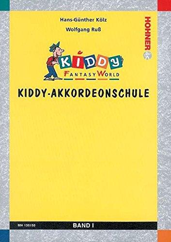Kiddy Akkordeonschule 1. Akkordeon