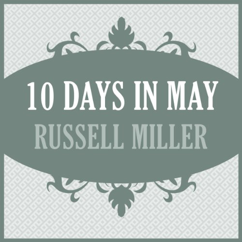 10 Days in May audiobook cover art