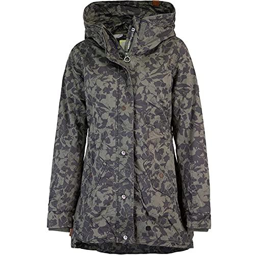 alife & kickin Flora Women Jacket Jacke (M, dust, m)