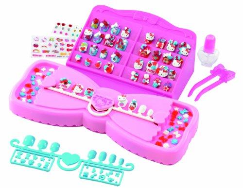 AQUA BEADS – Hello Kitty – Nail Art Studio – Studio de Décoration d'Ongles (Import Royaume Uni)