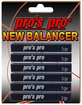Pro Bleiband Gewicht Balancer für Tennis Golf Squash Badminton