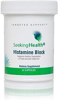Seeking Health | Histamine Block | DAO Supplement Enzyme | Food Intolerance | Histamine Intolerance | GI Tract Supplements...