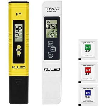 Digital TDS EC Meter Tester Paper Aquarium Pool Hydroponic Water Test Pen Stick