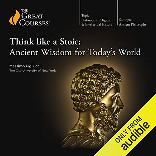 Think like a Stoic cover art