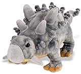 Wild Republic Ankylosaurus Dinosaur Stuffed Animal, Plush Toy, Gifts for Kids, Dinosauria 15'