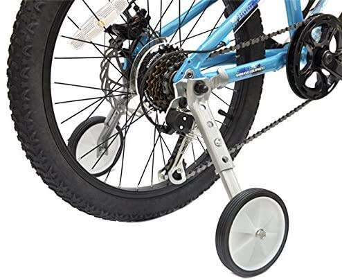 YL TRD Adjustable Bike Training Wheels for 18-20 inch Multi-Geared Bike