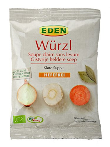 EDEN Bio Würzl Klare Suppe hefefrei Nachfüllbeutel (1 x 250 gr)