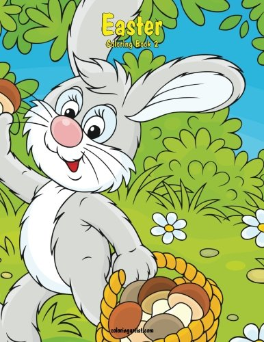 Easter Coloring Book 2 (Volume 2)