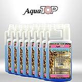 AquaTop Milchschaum-Reiniger für Kaffeevollautomat und Kaffeemaschine - Flüssig-Reiniger mit...