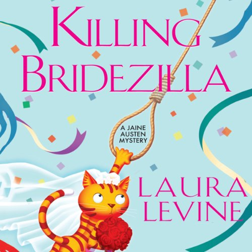 Killing Bridezilla audiobook cover art