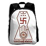 ADGBag Children Boys Girls Jainism Backpack Shoulder Bag Book Scholl Travel Backpack Sac à Dos pour Enfants