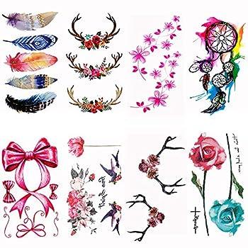 Best antler tattoo Reviews