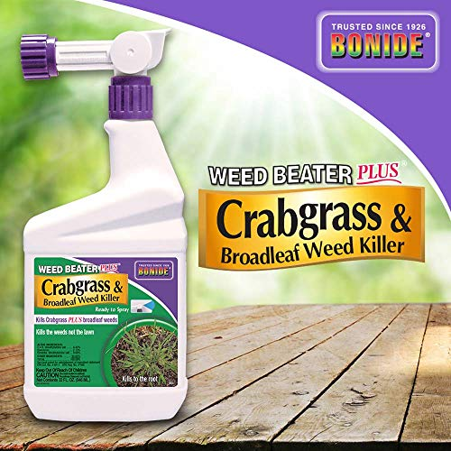 Bonide (BND066) - Weed Beater Plus, Ready to Spray Crabgrass...