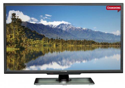 Changhong LED32C2200DS 81cm (32 Zoll) LED-Backlight-Fernseher, EEK A (HD ready, 100 Hz Dyna Clear, DVB-T/C/S2, CI+, USB-Mediaplayer)