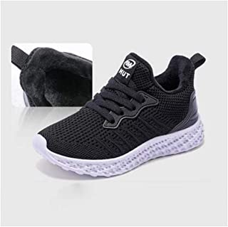SF Running Shoes, Shepherd Girls Shoes, Autumn Mesh Breathable Sneakers, Boys Net Shoes in The Big Children Running Shoes Winter