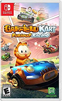 Garfield Kart  Furious Racing  NSW  - Nintendo Switch