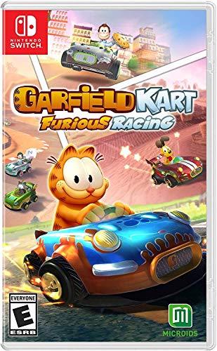 Garfield Kart: Furious Racing (NSW) - Nintendo Switch (Video Game)