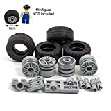 Large Tyres - Pack of 4