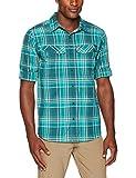 Columbia Men's Standard Silver Ridge Long Sleeve Shirt, Safari Plaid, XX-Large