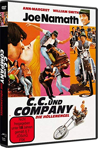 C.C. und Company - Die Höllenengel [Limited Edition]