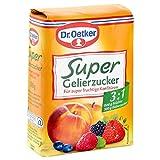 Dr. Oetker Gelierzucker Super 3:1 -