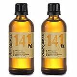 Naissance Gaulteria - Aceite Esencial 100% Puro - 200ml (2x100ml)