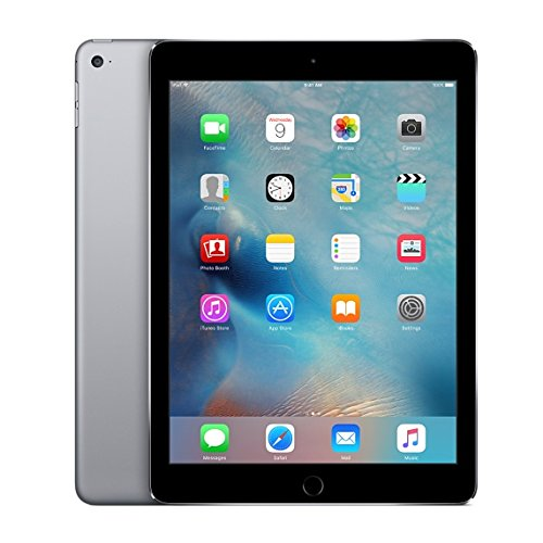 Apple iPad Air 2, 64 GB, Space Gray, (Refurbished)