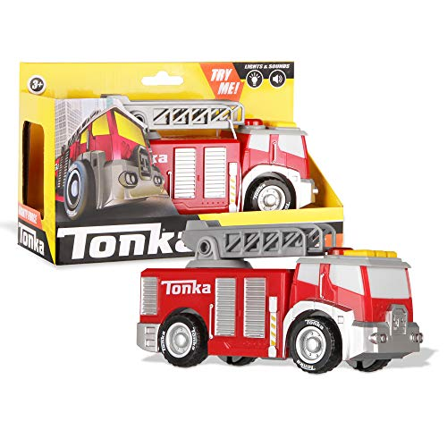 Tonka Mighty Force Lights & Sounds - Fire Truck