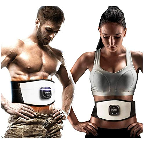 Big Shark Slimmerbelt Far Infrared Heizung Slimmerbelt Motors Vibration Massage-Gurt, elektrische Fitness Bauch Shaping for Frauen