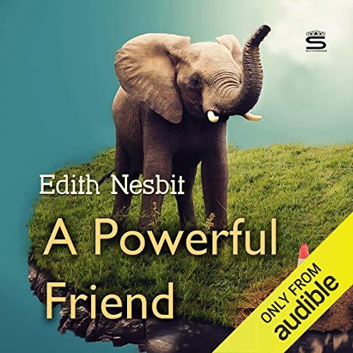 『A Powerful Friend』のカバーアート