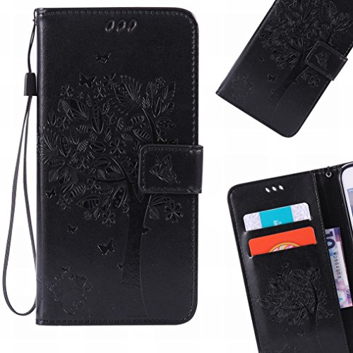 LEMORRY for HTC One M9 (HTC One Hima) Case Leather Flip Wallet Pouch Slim...