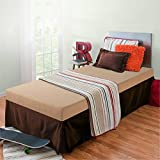 Zinus Memory Foam 5 Inch Bunk Bed / Trundle Bed / Day Bed