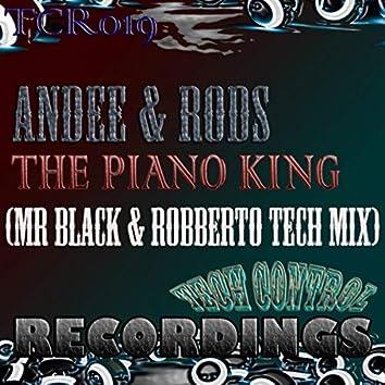 The Piano King (Mr Black & RoBBerto Tech Mix)