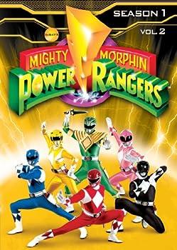 Mighty Morphin Power Rangers  Season 1 Vol 2