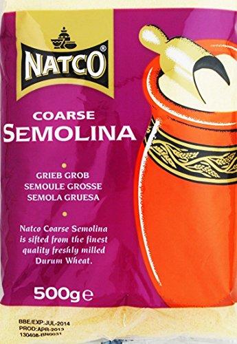 Natco Foods Semola Gruesa 500 g