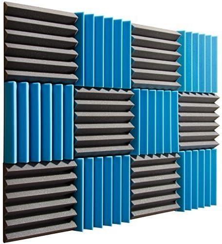 Pro Studio Acoustics - Max 70% OFF Blue Wedge 12