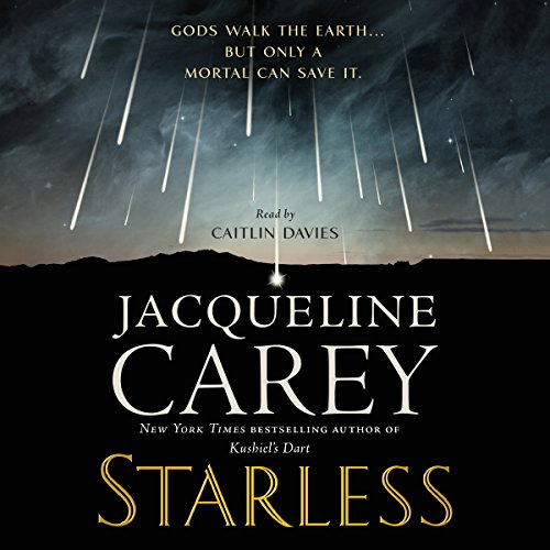 Starless audiobook cover art