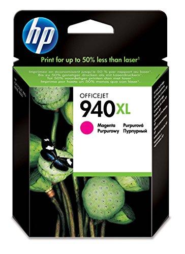 HP 940XL Cartuccia Originale Getto d'Inchiostro ad Alta Capacità, Magenta