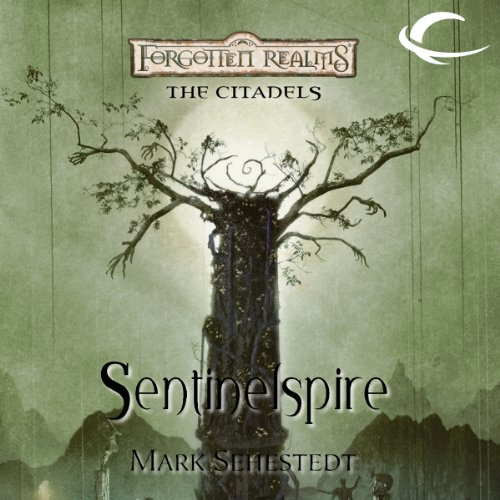 Sentinelspire audiobook cover art