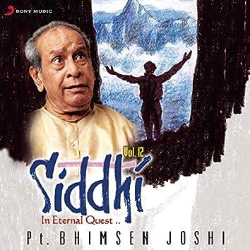 Siddhi, Volume -12