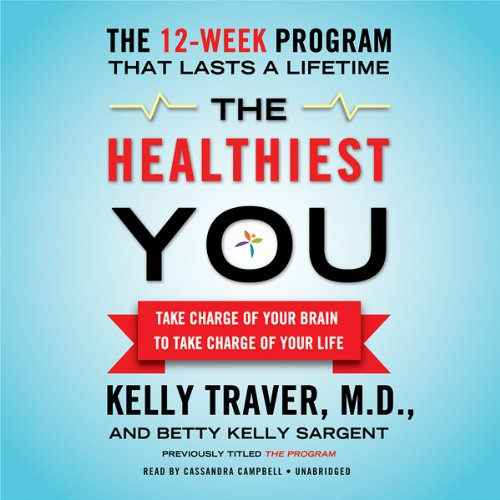 The Healthiest You audiobook cover art