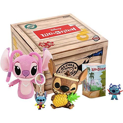 Aloha Pineapple Stitch Exclusive Treasure Box - Special Edition